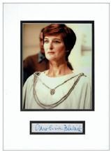 Caroline Blakiston Autograph Display - Star Wars